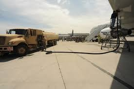 100 Stevens Truck Driving School Largest Air Force Fuel Farm Operates Bare Base Style US Air