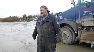 100 Ice Road Trucking Trucker Bruce Coldfoot Alaska Aug 2012 YouTube
