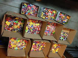 Donate Leftover Halloween Candy by La Candy Buy Backs