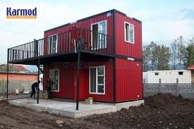 100 Metal Houses For Sale Prefabricated Zambia Mass Affordable Social Housing Karmod