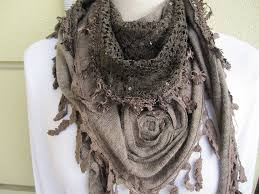 beautiful fringed scarf for women 2014 trendy mods com
