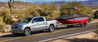 All-New 2019 Ram 1500 – More Space. More Storage. More Technology