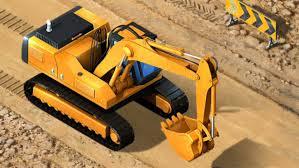 Destiny Digger For Children Excavator Videos Diggers Kids Vehicles ...
