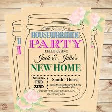 Housewarming Party Invitation Template Printable Invitations