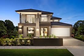 100 Carslie Homes Carlisle Grayson Facade Featured At Berwick Waters Estate