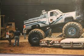 Pin By Joseph Opahle On Old School Monsters | Pinterest | Monster ... Car Show Events Monster Truck Rallies Wildwood Nj Traxxas Xmaxx The Evolution Of Tough Planetcalypsoforum Gallery Old Red Trucks Wiki Fandom Powered By Wikia Tearing It Up Dirt And Destruction Sports Zone Bio Atlanta Motorama To Reunite 12 Generations Bigfoot Mons Story Behind Grave Digger Everybodys Heard Of School Monster Trucks Clodtalk Nets Largest Rc Part 11 Youtube Scalin For The Weekend 44