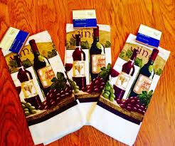 Wine Themed Kitchen Set by Kitchen Towel Sets Glass And Kitchen Towel Set Pizza Quicklook