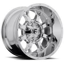 Fuel 1-Piece Wheels Krank - D516 Wheels | SoCal Custom Wheels