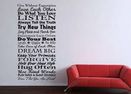 decorative words for walls word wall decorations inspiring well stunning wall word in