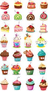 CREA TUS SUE'OS Cupcake IllustrationBirthday