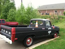 Rat Rod | 1968 Ford F100 Long Bed Rat Rod Parts Truck | Rat Rod ...