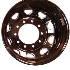 TWG Wheels Black Milled Window (22