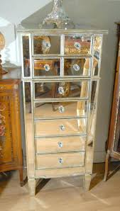 Hayworth Mirrored Chest Silver by Hayworth Mirrored Chest Living Spaces Image With Marvellous