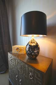 Glass Table Lamps For Bedroom by Beautiful Nightstand Lamps In Bedroom Contemporary With Narrow