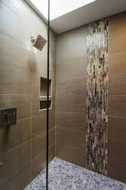 Vertical Tile Design In Shower Would Do River Rock Floor Bathroom ... Tub Combo Tile Ideas Amusing Bathtub Under Window White Vanity 100 Stone Bathroom Design Round Tropical River Rock Shower Genuine Wall Mill Candle Sconces Ideas Bathroom Contemporary With Double With 18 In Porcelain Black Soft Yellow Purple Floor Amazing Home Unique Charming Decoration Idea 21 Designs Decorating 21227 Contemporary 24 Astonishing For Simple Barn Wood Wooden Thing Best 25 Sloped Ceiling On Pinterest