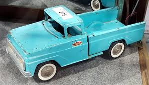 VINTAGE TONKA PICKUP TRUCK - Grande Estate Auction