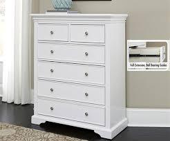 Zayley 6 Drawer Dresser by Walnut Street White 6 Drawer Chest White Dressers Ne Kids At
