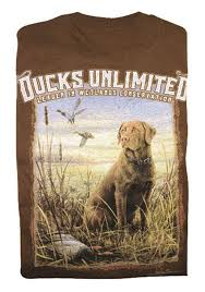 Ducks Unlimited Bedding by Mpw Ducks Unlimited Chocolate Ss T Shirt Coffee Medium At