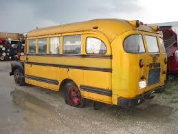 1954 Chevrolet 4500 School Bus RV Camper Promotion Vehicle Sold See What You Missed