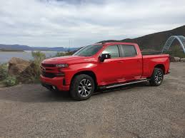 100 Chevy Hybrid Truck Test Drive 2019 Silverado 27liter Turbo Packs Some Punch