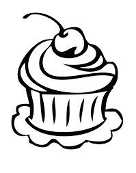 The Cupcake Taste Fruit Coloring Pages Cookie Coloring Pages
