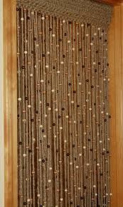 Glass Bead Curtains For Doorways by Natural Jute Crochet Curtain Door Window With Wooden Beads