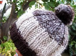 Patrones para tejer gorros de lana