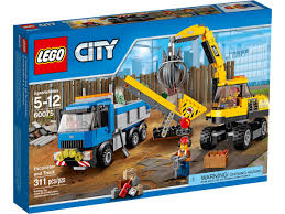 60075 Excavator And Truck | Brickipedia | FANDOM Powered By Wikia Lego City Cargo Terminal 60169 Toy At Mighty Ape Nz Lego Monster Truck 60180 1499 Brickset Set Guide And Database Amazoncom City With 3 Minifigures Forklift Snakes Apocafied I Wasnt Able To Get Up B Flickr Jangbricks Reviews Mocs 2017 Lepin 02008 The Same 60052 959pcs Series Train Great Vehicles Heavy Transport 60183 Walmart Ox Tenwheeled Diesel Mk Xxiii By Rraillery On Deviantart 60020 Speed Build Youtube Hobby Warehouse