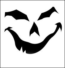 Free Batman Logo Pumpkin Carving Patterns by Printable Jack O Lantern Templates Pumpkin Carvings Pumpkin