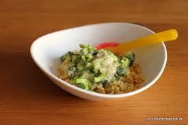 bulgur mit brokkoli und frischkäsesauce essen für