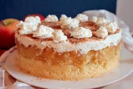 apfel sahne torte an apple pie a day suessundselig
