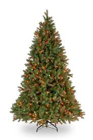 Unlit Artificial Christmas Trees Walmart by Amazon Com National Tree 4 5 Foot