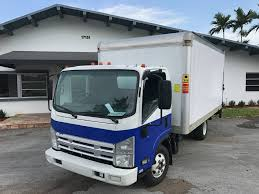 USED 2011 ISUZU NPR LIGHT DUTY TRUCK FOR SALE IN FL #1034