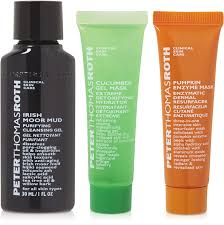 Pumpkin Enzyme Mask by Beauty Break Free 3 Pc Peter Thomas Roth Sampler With Any 75