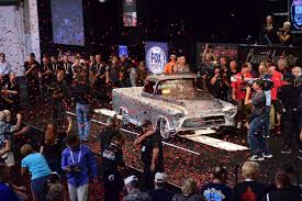 1957 Chevrolet Pickup Takes Barrett-Jackson Cup At Hot Aug ... Napco 4x4 Pickup Trucks The Forgotten 1957 Chevy Truck Parts And Accsories Bozbuz 1955 Chevy Truck Fs Truckpict4254jpg 55 59 Chevrolet Truck Id 19012 Cab Jim Carter 1956 Pick Up Youtube Rocky Mountain Relics Stepside Big Window Short Bed 12 Ton To Mark A Century Of Building Trucks Names Its Most 20141210 008 001ajpg Hot Rod Network Vintage Searcy Ar