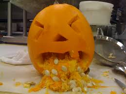 Puking Pumpkin Carving Ideas by Doesn U0027t Exist November 2009
