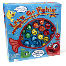 Amazon Lets Go Fishin Johnny B And The Freedom Kids Toys Games