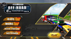 Off-Road Car Transport Truck - Android Gameplay HD - Video Dailymotion Extreme Truck Parking Simulator By Play With Friends Games Free Fire Game City Youtube 3d Gameplay Towing Buy And Download On Mersgate 18 Wheeler Academy Online Free Amazoncom Car Real Limo Monster Army Driving Free Of Android Trucker Realistic Lorry For Software 2017 Driver Depot