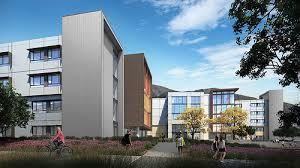 Cal Poly Cerro Vista Floor Plans by Coming In 2018 Yakʔityuityu Residential Community University