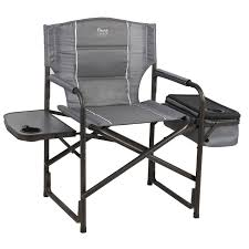 Amazon.com : Timber Ridge Laurel Director's Chair With Cooler Bag ... Directors Chairs With Folding Side Table Youtube Mings Mark Stylish Camping Brown Full Back Chair Costway Compact Alinum Cup Deluxe Tall Director W And Holder Side Table Cooler Old Man Emu Adventure 4x4 With Black 156743 Rv Outdoor Meerkat Bushtec Heavy Duty Marquee Alinium Home Portable Pnic Set Double Chairumbrellatable Blue Shop Outsunny Steel Camp
