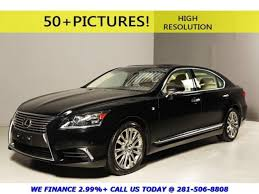 2013 LEXUS LS 460 L NAV SUNROOF RCAM BLINDSPOT HEAT COOL SEAT