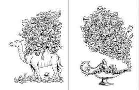 Doodle Invasion Zifflin S Coloring Book By Kerby Rosanes Anti
