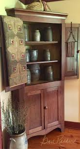 Primitive Furniture Beautiful Cupboard