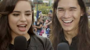 Halloween Town 1 Cast by Descendants Cast Plays Would You Rather Youtube