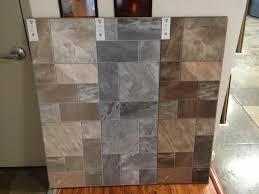 wallpaper that looks like tile photo contemporary tile design