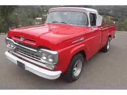 1960 Ford F100 For Sale | ClassicCars.com | CC-987052 What Ever Happened To The Long Bed Stepside Pickup 1960 Ford F100 Short Bed Pick Up For Sale Custom Cab Trucks 1959 1962 Vintage Truck Based Camper Trailers From Oldtrailercom Shanes Car Parts Wanted Crew Cab 1960s Through 79 F250 F350 Enthusiasts F100patrick K Lmc Life 44 Why Nows Time Invest In A Bloomberg Hemmings Motor News Products I Love