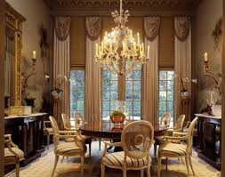 Georgian Dining Room by Atlanta Formal Dining Room Traditional With Panel Molding Wooden