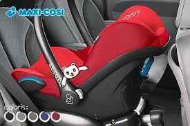 siege auto maxi cosi le siège auto 4 étoiles au tcs maxi cosi cabriofix et la base