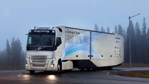 100 Aerodynamic Semi Truck Volvo Concept Truck Made More Frugal With Hybrid Powertrain