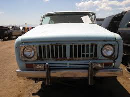 Junkyard Find: 1974 International Harvester Scout II - The Truth ... 1974 Intertional 200 44 Goldies Truck Sales Intertional Loadstar 1600 Grain Truck Item Eb9170 Harvester Travelall Wikiwand 1975 And 1970s Dodge Van In Coahoma Texas Intertionaltruck Scout 740635c Desert Valley Auto Parts Pickup For Sale Near Cadillac Short Bed 4speed Beefy Club Cab 4x4 392 Pick Up The Street Peep 1973 C1210 34 Ton 73000 Original Miles D200 Camper Special Pickup